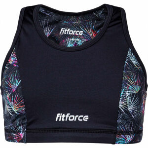 Fitforce SNOOTY  152-158 - Dievčenská fitness podprsenka