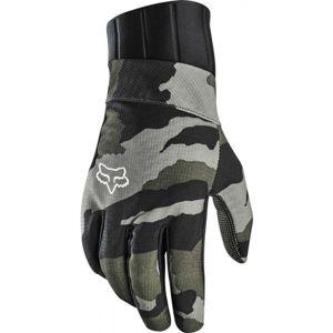 Fox DEFEND PRO FIRE GLOVE - Zateplené rukavice na bicykel