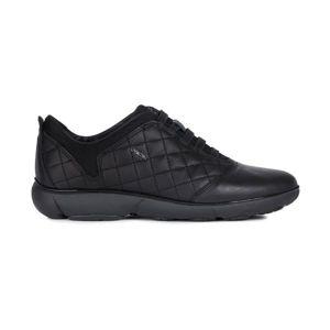 Geox D NEBULA C čierna 37 - Dámska voľnočasová obuv