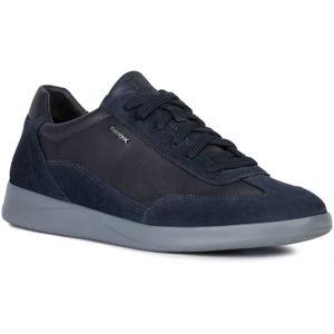 Geox U KENNET A tmavo modrá 43 - Pánska voľnočasová obuv
