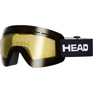 Head SOLAR čierna M - Lyžiarske okuliare