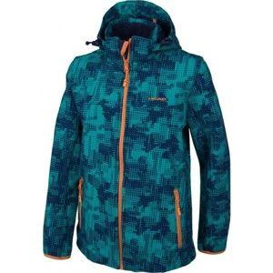 Head BORKO modrá 116-122 - Detská bunda