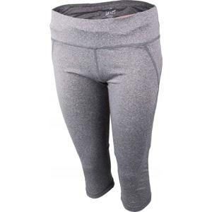 Head DEXA sivá L - Dámske funkčné 3/4  nohavice