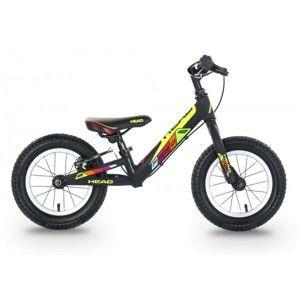 Head FARO 12 čierna NS - Detský bicykel