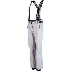 Head MONTEPA sivá L - Dámske softshellové lyžiarske nohavice