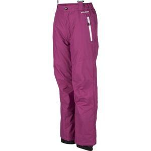 Head HERBIE 116-170 ružová 140-146 - Detské lyžiarske nohavice