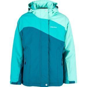 Head TESSA modrá 128-134 - Detská zimná bunda