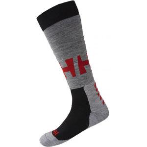 Helly Hansen ALPINE SOCK MEDIUM  39-41 - Merino ponožky