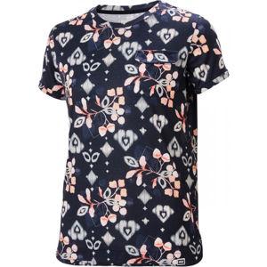 Helly Hansen W LOMMA T-SHIRT čierna XS - Dámske tričko