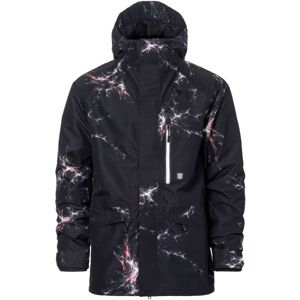 Horsefeathers KEEGAN JACKET čierna M - Pánska zimná bunda