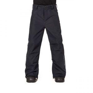 Horsefeathers PINBALL KIDS PANTS čierna XXL - Detské lyžiarske/snowboardové nohavice