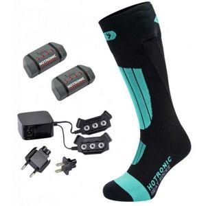 Hotronic HEATSOCKS XLP ONE + PF čierna M - Vyhrievané kompresné ponožky