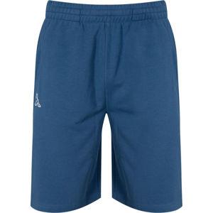 Kappa LOGO BAREY modrá M - Pánske šortky