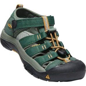 Keen NEWPORT H2 béžová 6 - Detské sandále