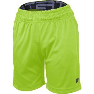 Kensis FIRST zelená 116-122 - Chlapčenské šortky