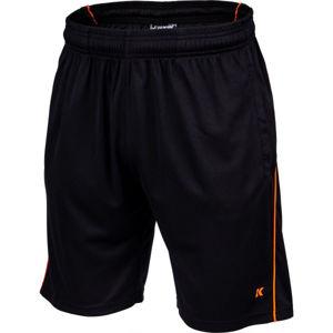 Kensis TIMI čierna XL - Pánske šortky