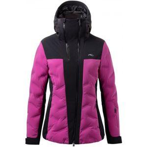 Kjus WOMEN ELA JACKET čierna 40 - Dámska zimná bunda