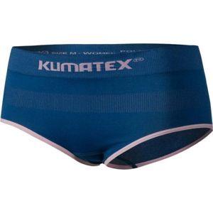 Klimatex MAHARI modrá M - Bezšvové športové nohavičky
