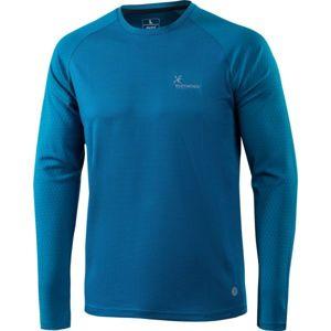 Klimatex DR PLOK modrá M - Pánske bežecké tričko
