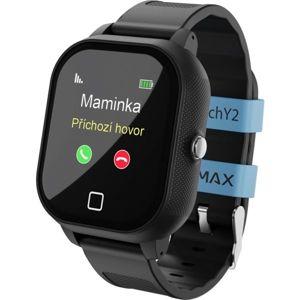 LAMAX WATCH Y2 čierna NS - Detské hodinky