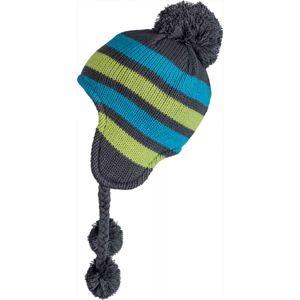 Lewro ADAM - Detská pletená čiapka