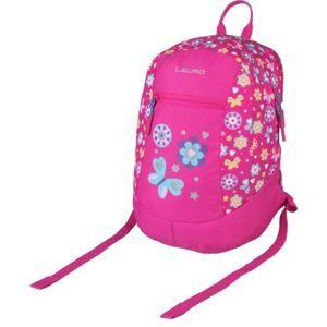 Lewro DIDI8 ružová NS - Detský batoh