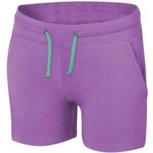 Lewro GABI 116 - 134 fialová 128-134 - Dievčenské šortky