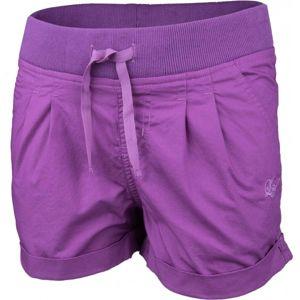 Lewro KITTY 116 - 134 fialová 116-122 - Dievčenské šortky
