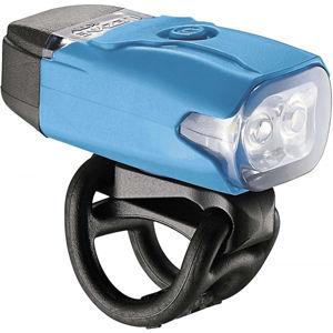 Lezyne KTV DRIVE modrá NS - Svetlo na bicykel
