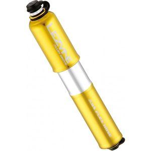 Lezyne PUMP ALLOY DRIVE S žltá S - Celohliníková pumpa
