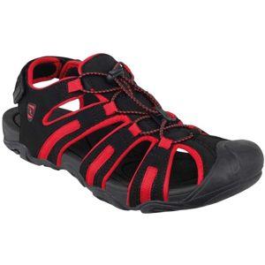 Loap CHOPER M červená 44 - Pánska outdoorová obuv