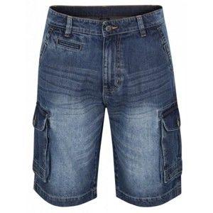 Loap VERDY modrá M - Pánske šortky