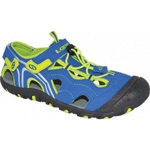 Loap CAPRISE modrá 36 - Detské sandále