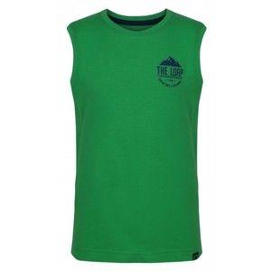 Loap IKRUSO zelená 158-164 - Detské tielko