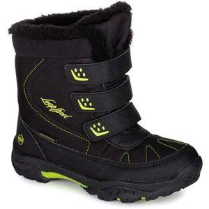 Loap FROST KID čierna 34 - Detská zimná obuv