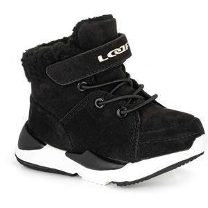 Loap JIMMA čierna 27 - Detská zimná obuv