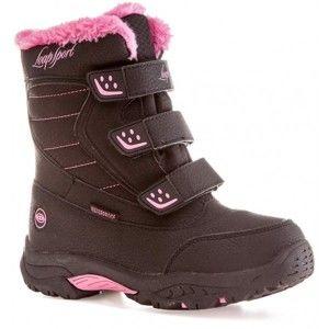 Loap KITTAY ružová 29 - Detská zimná obuv