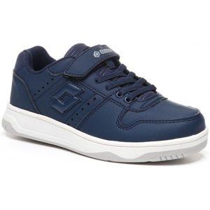 Lotto BASKETLOW NU CL SL - Chlapčenská voľnočasová obuv