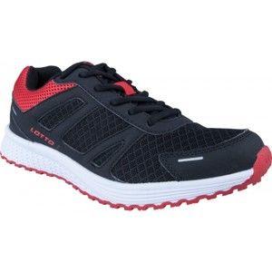 Lotto NIALL čierna 44 - Pánska voľnočasová obuv
