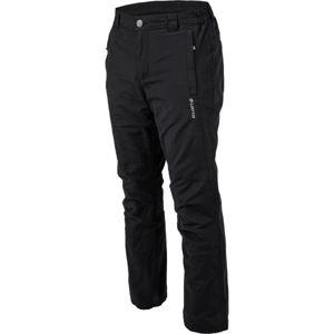 Lotto RICARDOS čierna M - Pánske zateplené nohavice