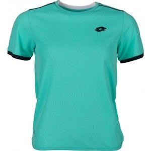 Lotto AYDEX IV TEE svetlo zelená M - Pánske športové tričko