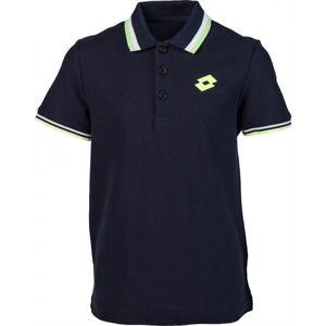 Lotto POLO LOGO B CZ L - Detské tričko