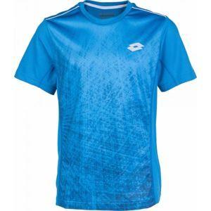 Lotto SPACE II TEE B modrá XL - Chlapčenské športové tričko