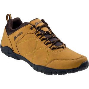 Martes LIGERO LOW hnedá 43 - Pánska outdoorová obuv