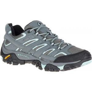 Merrell MOAB 2 GTX šedá 4 - Dámska outdoorová obuv