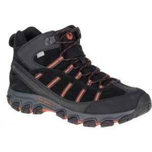 Merrell TERRAMORPH MID WTPF čierna 10 - Pánska obuv