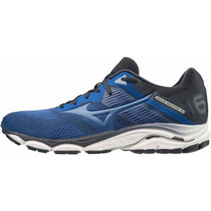 Mizuno WAVE INSPIRE 16 modrá 12 - Pánska bežecká obuv