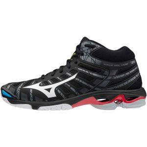 Mizuno WAVE VOLTAGE MID  10.5 - Pánska indoorová obuv