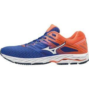 Mizuno WAVE SHADOW 2 oranžová 8 - Pánska bežecká obuv