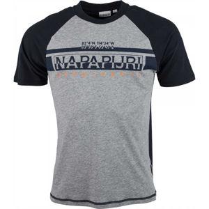 Napapijri SIRILO  XXL - Pánske tričko